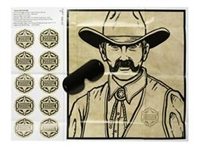Giddyup Junction Pin the Badge on the Sheriff.  Save 50%.