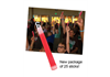 Group Glow Sticks. Pack of 25 (Red alternate)