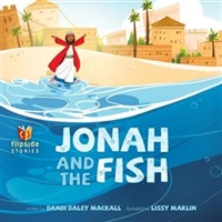 Jonah and the Fish Flipside Stories.  Save 5%.