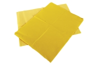 Crepe Paper- Yellow (Pkg/10 Sheets) - Rocky Railway VBS