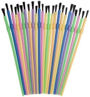RBP Paintbrushes. Pkg. of 25