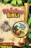 16 NIV Adventure Bibles- (Hardcover)  FULL COLOR EDITION. Save 40%.