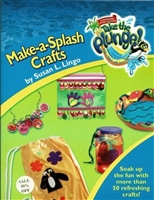 Make-a-Splash Crafts by Susan Lingo. 50 Ocean / Sea Theme Bible Crafts