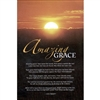 Amazing Grace Bulletins (pkg.100).  Save 50%.