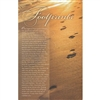 Footprints Bulletins (pkg.100).  Save 50%.