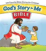 God's Story For Me Bible Storybook. Save 10%.