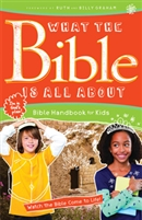 What the Bible is All About: Bible Handbook for Kids. Save 20%.