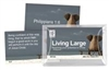 Living Large: Reaching Your Potential in Christ (Philippians)  Senior High Memory Verses Card Pack. Save 10%.