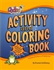 Activity & Coloring Book: Mazes, Puzzles, Word Games & More! Save 75%.