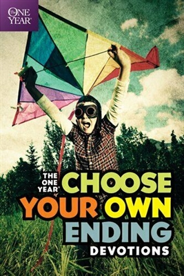 The One Year Choose Your Own Ending Devotions. Paperback. Save 68%
