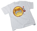 Rome Theme T-shirt, Adult (Medium 38-40). Holyland Adventure VBS. SAVE 50%.