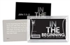 In the Beginning: The Book of Genesis Senior High Memory Verses Card Pack.  Save 10%.
