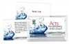 The Spreading of rhe Church: Acts Senior High Memory Verses Card Pack.  Save 10%.