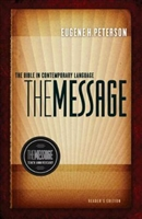 The Message Bible: 10th Anniversary Reader's Edition. Hardcover by Tyndale. Save 66%