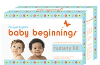 Baby Beginning's Nursery Kit by Gospel Light.  Save 10%