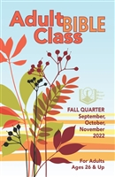 Union Gospel Press Adult Bible Teacher. Save 5%.