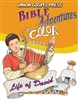 Union Gospel Press Children's Coloring Book Bible Adventures to Color: Life Of David. Save 5%.