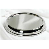 RemembranceWare Tray Base. Brasstone or Silvertone. Save 20%.