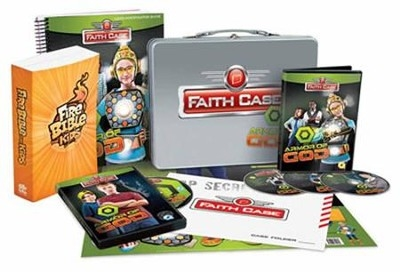 Faith Case: Armor of God.  Save 20%. OUT OF STOCK UNTIL NOV. 22