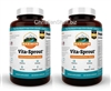 2 Bottles Maximum Living Vita-Sprout. 240 Capsules total. FREE SHIPPING
