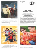 Union Gospel Press Our Bible Picture Talks for Beginner & Primary. Save 5%.