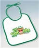 Lil' Sprouts Bib. Save 10%.