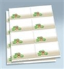 Lil' Sprouts Nametags (pkg.10).  Save 10%.