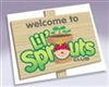 Lil' Sprouts Poster.  Save 10%.
