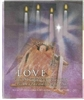 "Pkg./100 Love Advent Bulletins. Large (8 1/2""x14""). Save 50%."