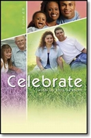 Celebrate With Us Easter Bulletins. Pkg./100. Save 50%.