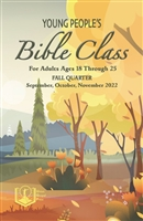 Union Gospel Press Young People's Bible Class Student Book. Save 5%.
