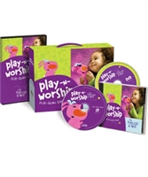 Play-n-Worship: Play-Along Bible Stories for Toddlers & Twos. Save 20%.