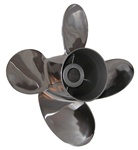 Pleasure FOUR Blade Propeller For Volvo SX Drive