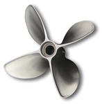 Eagle 4 Left Hand Performance Propeller