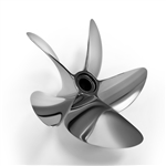 Drag Five Semi Cleaver Propeller