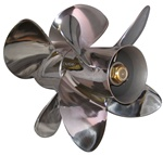 FOUR by 4 Propellers For Mercruiser Bravo 3 (Set)
