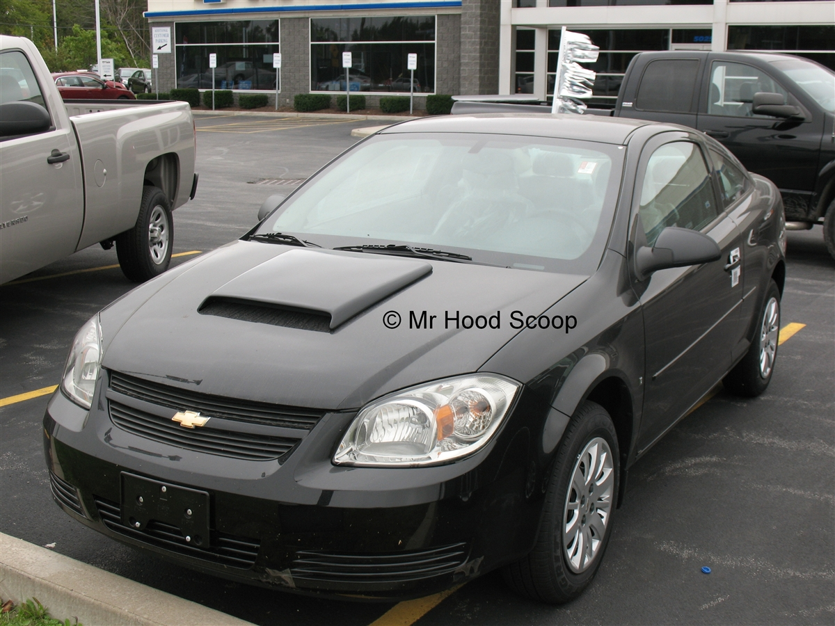 2005 2006 2007 2008 2009 2010 Chevy Cobalt Hood Scoop Hs003 By Mrhoodscoop