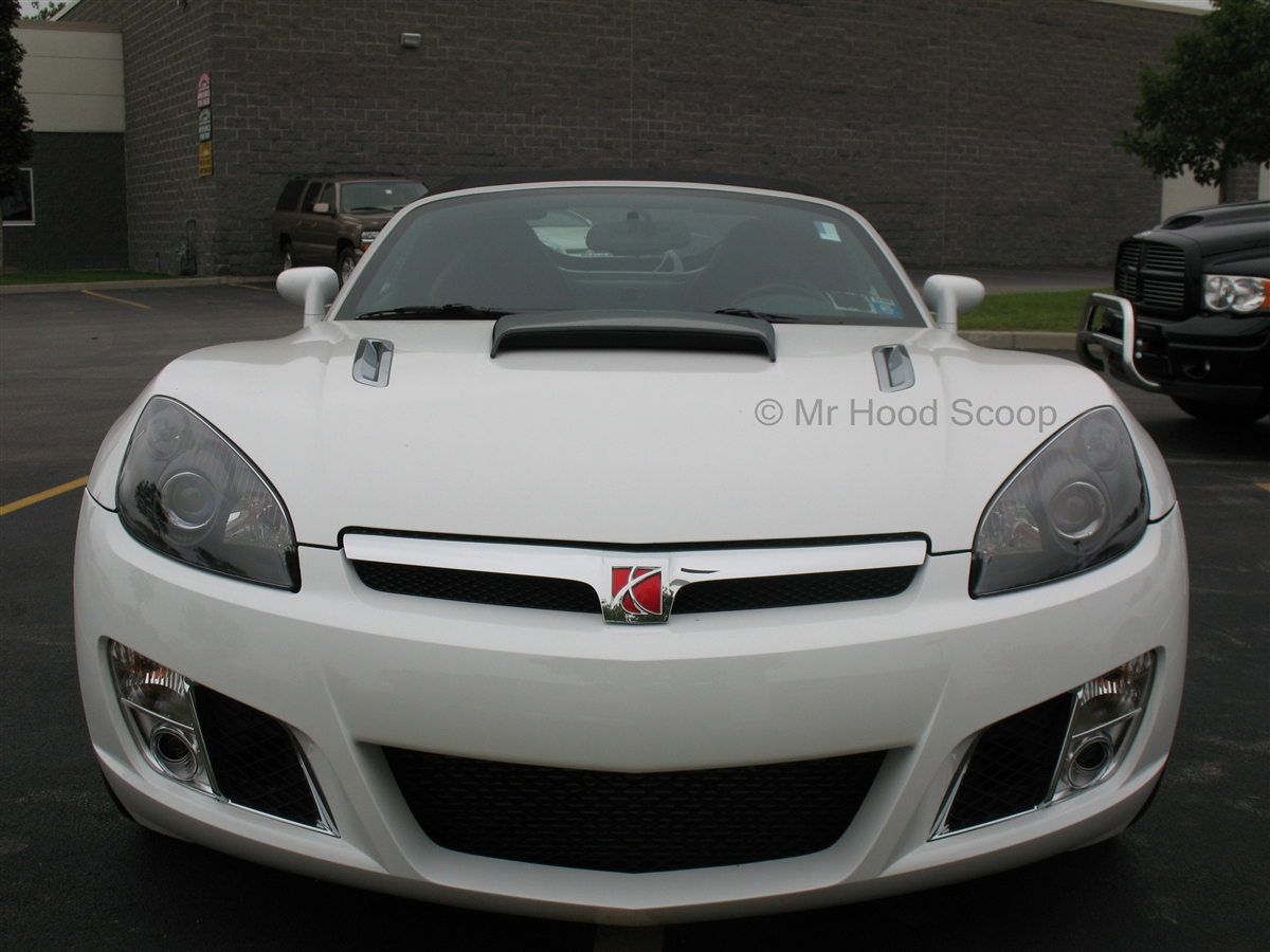 Where Is Paint Code On  Saturn Sky