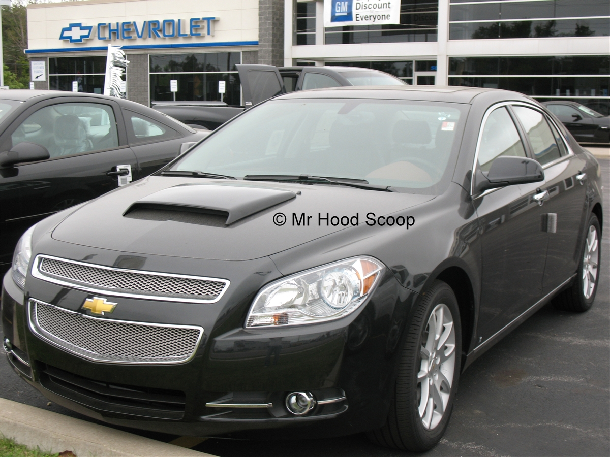2008 2009 2010 2017 Chevy Malibu Hood Scoop Hs005 By Mrhoodscoop