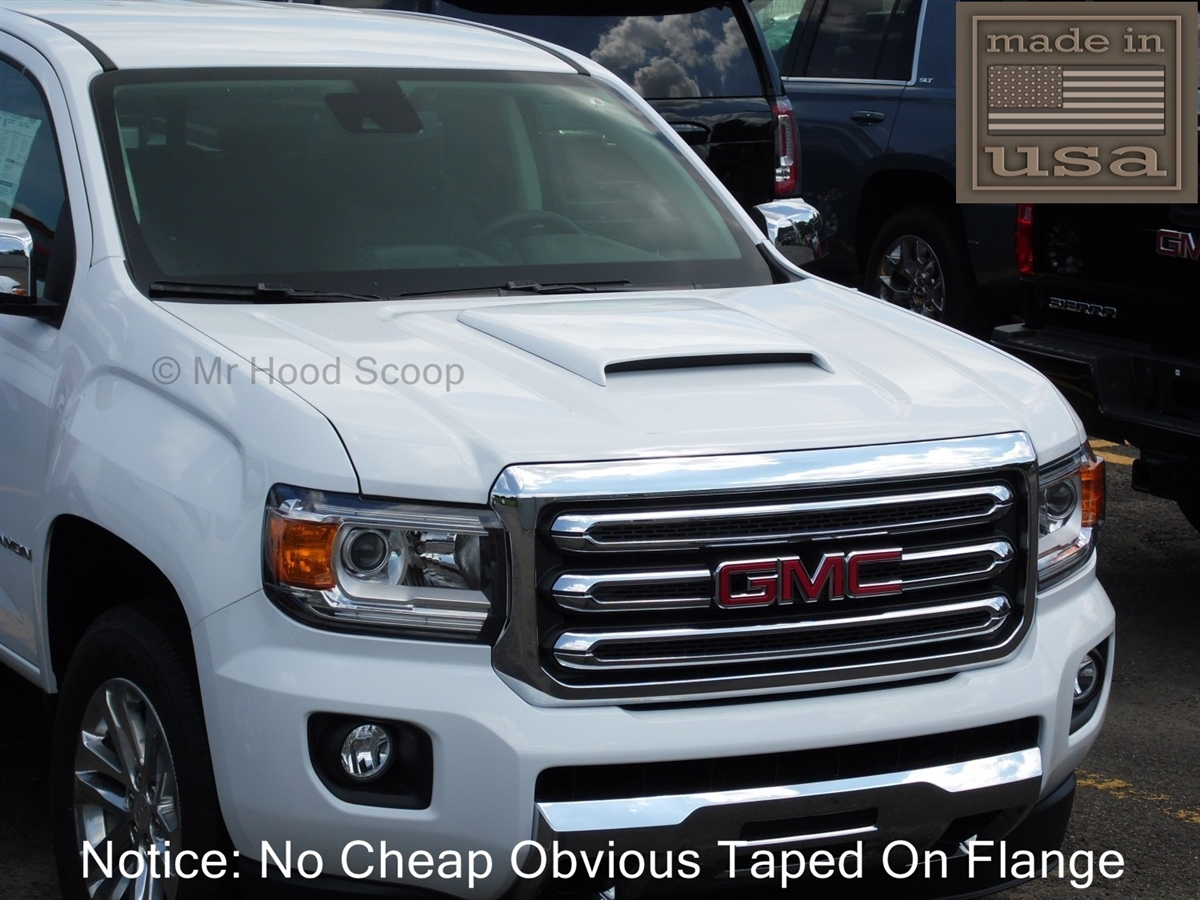 2015 2016 2017 2018 Gmc Canyon Hood Scoop Hs002 By Mrhoodscoop