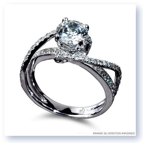 Beautiful 3 Strand Wedding Ring Contemporary Styles Ideas 2018
