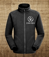 Zen Dog Fleece Jacket