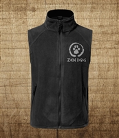 Zen Dog Fleece Vest