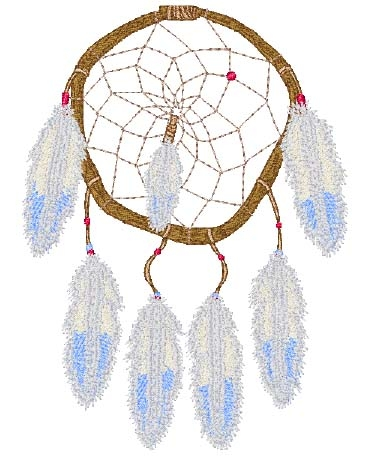 Dream Catcher Head Panel Insert