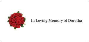 In Loving Memory - Head Panel insert 3