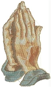 PrayinPraying Hands  Head Panel Insert
