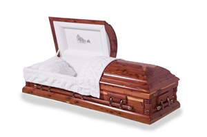 Cedar Wood Casket