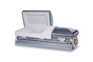 Beloved - 18 gauge steel casket