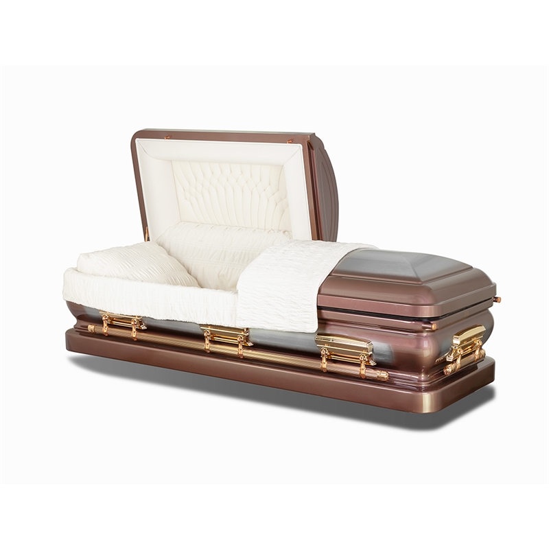 Clearance - Devereaux - 18 Gauge Premium Steel Casket