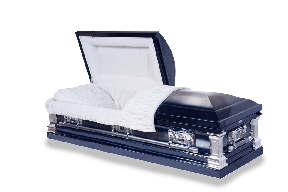 Liberty - Stainless Steel Casket